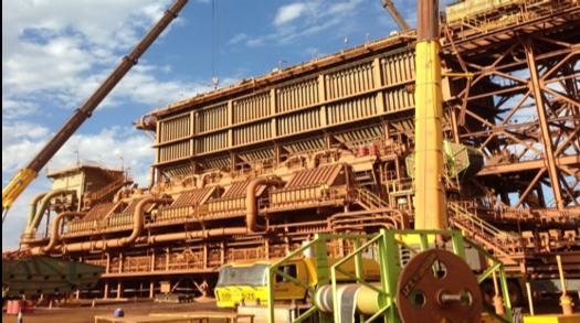 Roy Hill – Projects Maintenance Shutdowns