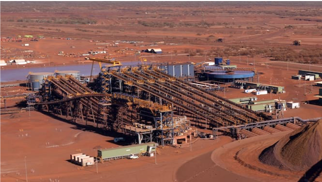 Roy Hill Mining Operations